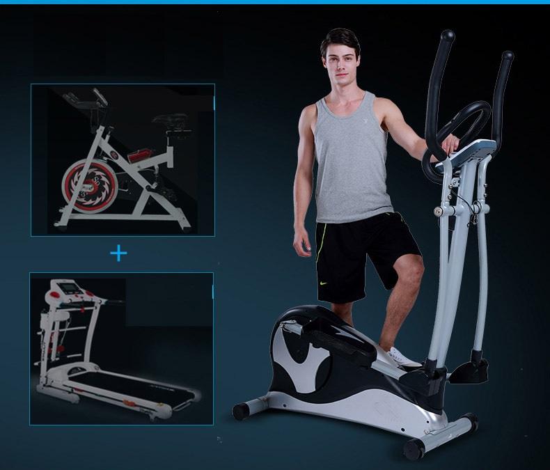 Эллипс тренажер. Как правильно и часто заниматься, чтобы похудеть. Программа тренировок