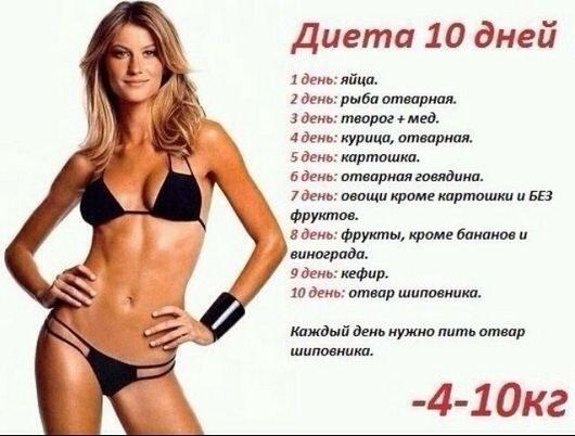быстро похудеть в домашних условиях 5